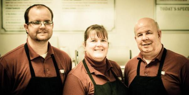 Barth Family, Pottstown Meat and Deli